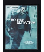 The Bourne Ultimatum (DVD, 2007, Full Frame) free shipping - $5.87