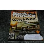 Classic Trucks Magazine August 2013 Vol 22 No 8 Fender Mods - $2.99