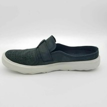 Merrell Womens Around Town City Air Mule Flat Shoes Black Leather 6.5 M - $48.50