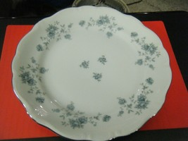 "Vintage Traditions Fine China JOHANN HAVILAND Blue Garland Salad Plate - 7 7/8"" - $12.86"