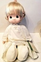1985  Precious Moments Jesus Loves Me Doll MINT CONDITION - $12.38