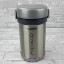 Zojirushi Stainless Ms. Bento Steel Vacuum Lunch Food Jar, 28.5-Ounce Al... - $26.98