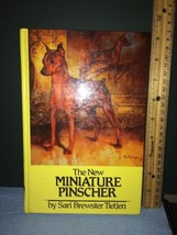 THE NEW MINIATURE PINSCHER By Sari Brewster Tie... - $14.95