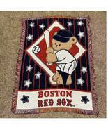 Northwest Company Boston Red Sox Blanket Rare - $49.49