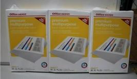 Office Depot Premium Multipurpose Super Bright White Paper (1,500 Sheets) 11x17 image 1
