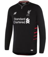 Long Sleeve Liverpool Away 2016-17 Men Soccer J... - $29.99