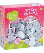 Precious Moments Cat Sew Easy Plush Pals stuff animals - $14.95