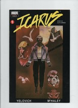 Icarus #1  - Kardia Comics - Dan Yelovich, Mark McHaley - June 1992. - $5.49