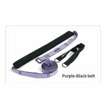 Yoga Fitness Stretching Strap image 8