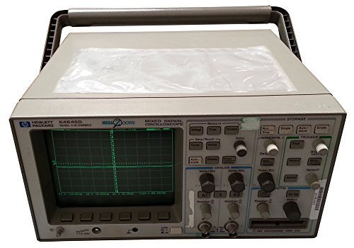 Primary image for Agilent 54645D 100 MHz, 200 MSa/s Mixed Oscilloscope w/ 54650A HP-IB Interface