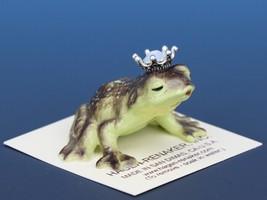 Birthstone Frog Prince Kissing October Opal Miniatures by Hagen-Renaker image 2