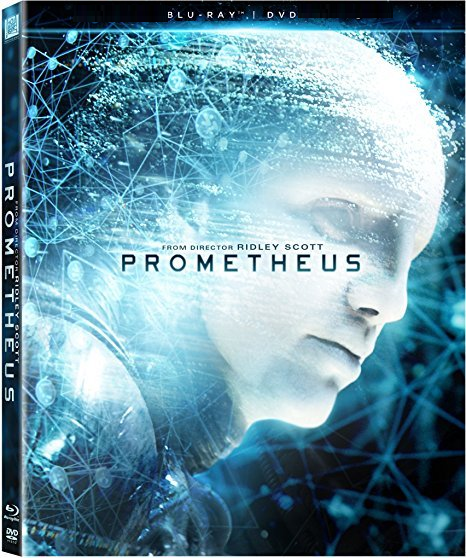 Prometheus [Blu-ray+DVD]