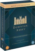 Downton Abbey Complete Series + The Movie Collection Box Set New DVD *RE... - $59.95