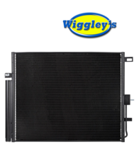 A/C CONDENSER CH3030264 FOR 15 16 17 18 DODGE DURANGO V6 3.6L V8 5.7L V8 6.4L image 1