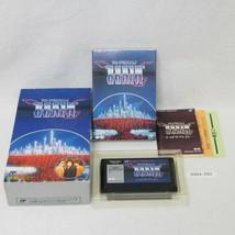 Nintendo NES Shadow Brain w/box working Japan 2004-292 - $58.19