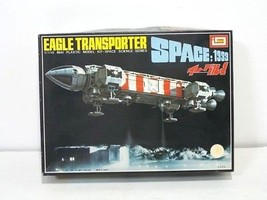 VIntage IMAI SPACE 1999 EAGLE TRANSPORTER 1/110 Scale Model Kit Gerry An... - $48.37