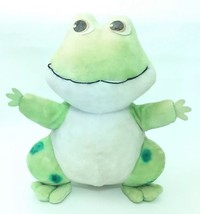 "1979 Dakin Fun Farm Green Spotted Frog Plush Toy Large 21"" Rare - $59.39"