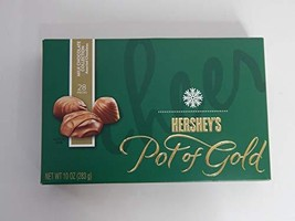 Hersheys Pot Of Gold Milk Chocolate Collection 10 oz - $18.99