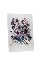 "Pingo World 0617QU5XFGA ""Kandinsky Vertex Bauhausmappe"" Gallery Wrapped Canvas A - $43.51"