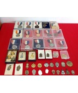 Vintage Rare Swimming Medals (1950-1960's) Lot of 43 - $50.00