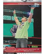 John Cena 2019 Topps WWE Road To Wrestlemania Card #31 - $0.99