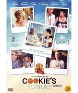 COOKIE'S FORTUNE - Glenn Close, Julianne Moore , Liv Tyler DVD ALL REG - $17.90