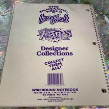 Vintage Lisa Frank Casey Caymus Trapper Keeper 3 Ring Binder & notebook W Wear image 11