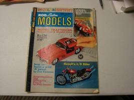Rod & Custom Models August 1964 - $7.92