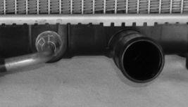 RADIATOR TO3010135 FITS 01 02 03 04 05 06 07 TOYOTA HIGHLANDER L4 2.4L image 3