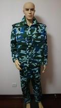 Tactical Combat Uniform Shirt Pant Camo Camouflage Uniform Suit Sets Oce... - $22.87