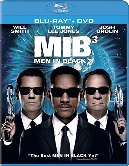 Men in Black 3 [Blu-ray+DVD]