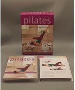 Jennifer Pohlman More Simply Pilates Excercise System 30 Flash Cards, Dv... - $2.59