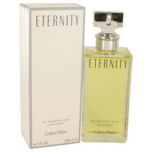 Eternity By Calvin Klein Eau De Parfum Spray 6.7 Oz For Women - $62.86