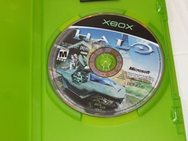 XBOX Halo Microsoft 2001 Bungie M-Mature Shooter Video Game Pre-owned - $16.03
