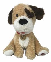 "Dog Animated Plush Sweet Talking Cocker Spaniel Puppy Hallmark 10"" Stuff... - $38.60"