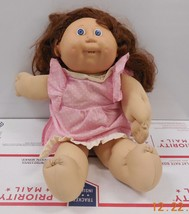1982 Coleco Cabbage Patch Kids Plush Toy Doll CPK Xavier Roberts OAA #3 - $17.54
