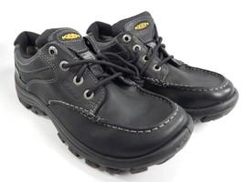 Keen Anchor Park Low WP Size 8 M (D) EU 40.5 Men's Casual Leather Shoes 1013787