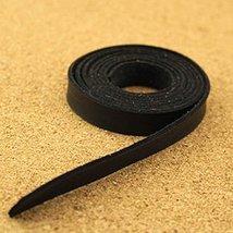 "Bluemoona 2 PCS - 12mm 1/2"" PU faux Lmitation Leather Handle Strap Trimm... - $6.99"