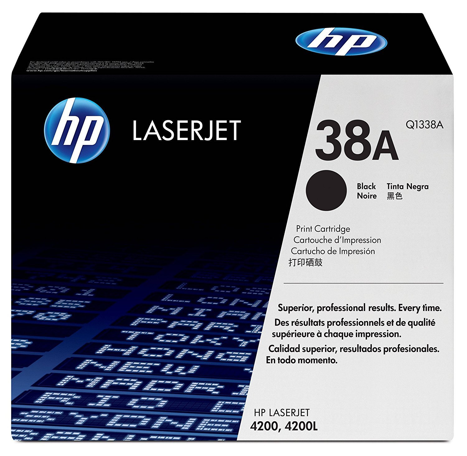 Hp 38a black toner 001