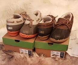 New Jambu JBU Gwen Duck Rain Shoes CHOOSE Color & Size Women's 7.5 OR 8 - $32.99
