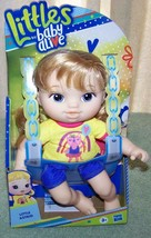 "Littles by Baby Alive LITTLE ASTRID 9""H New - $14.73"
