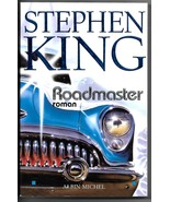 Roadmaster (From A Buick 8) Stephen King Novel French Book SC Edition 2002 - $19.50