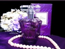 Rare Amethyst Eau de Parfum Spray 50ml Gift  Idea for Women Ladies Fragr... - $13.53