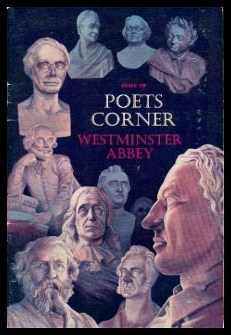 GUIDE TO POETS' CORNER - Westminster Abbey [Paperback]
