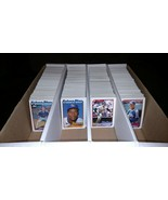 1989 Topps Baseball Cards Over 700 or 10 cents Each you pick (EXC) - $7.00