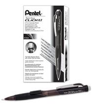 Pentel Twist-Erase CLICK Mechanical Pencil 0.7mm Assorted Barrel Colors, Color M - $26.87