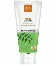VLCC Melia Face Wash Cleanses & Purifies Skin Defense Normal to Oily Ski... - $12.96