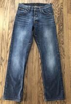 Nudie Jeans Co Mens Slim Jim Denim Jeans Size 31 x 31 - $43.46