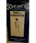 Sci-Fi Art Kit BRIDE OF FRANKENSTEIN Horizon, Fantasy Hobby MODEL KIT - $68.00