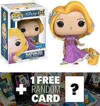 Rapunzel (Walmart Exclusive): Funko POP! Disney x Tangled Vinyl Figure +... - $34.99